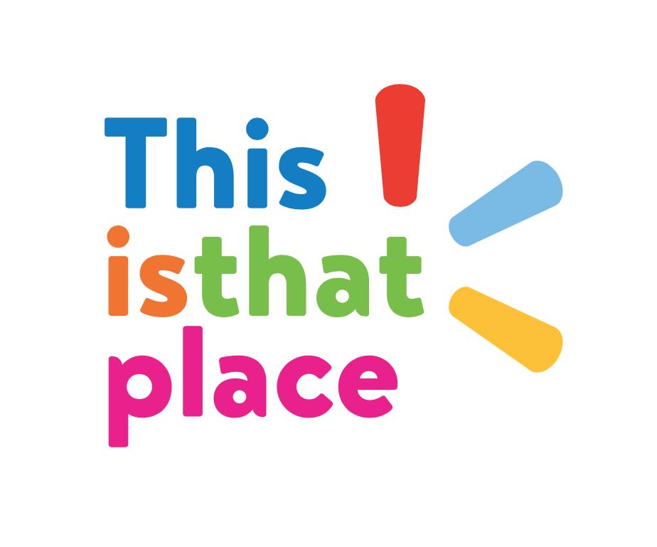 This Is That Place Logo