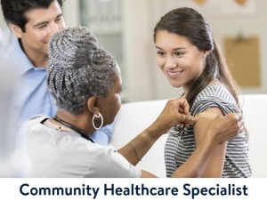 Healthcare in the community