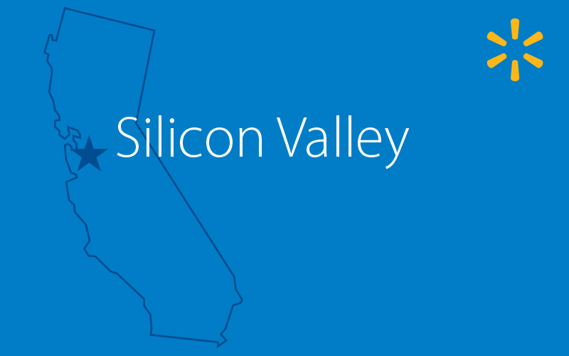 Silicon Valley Locations Map