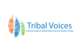 Tribal Voices Associate Resource Group Logo