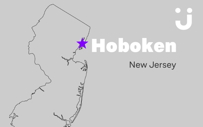Hoboken Mini Map
