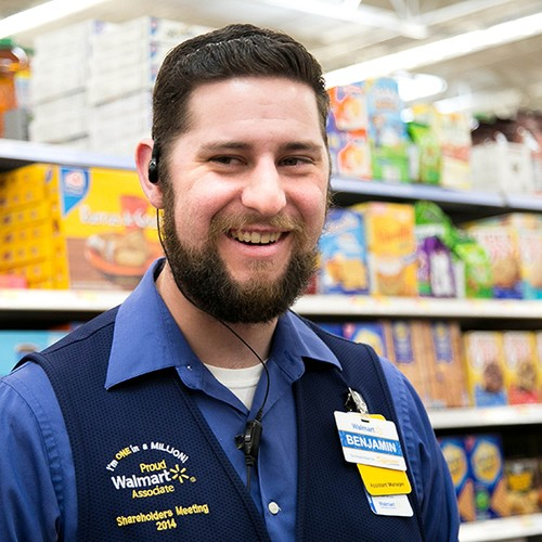 how to get a job at walmart fast