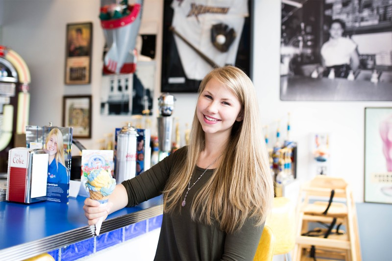 Sparks Fly: We Sat Down at The Spark Cafe with Kayli Sparks