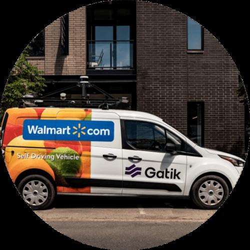 Autonomous Delivery