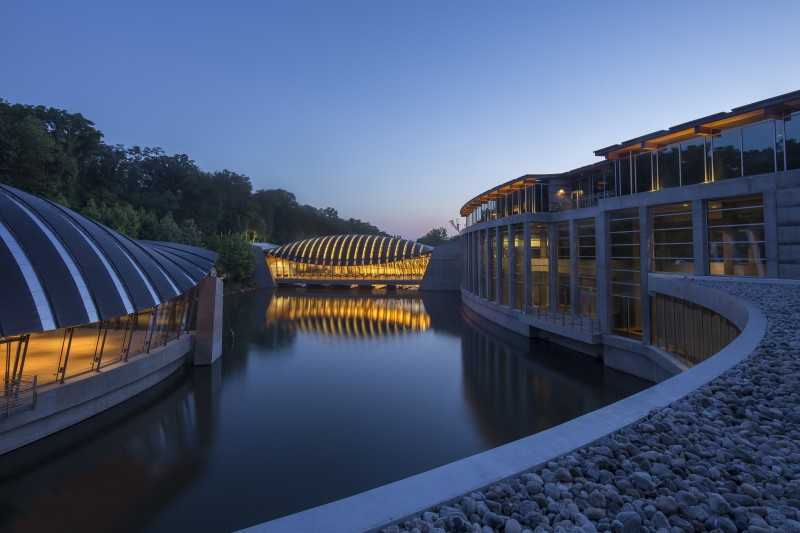 NWA Crystal Bridges Museum of American Art